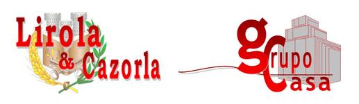 Lirola & Cazorla – Almeria Grupo Casa Logo